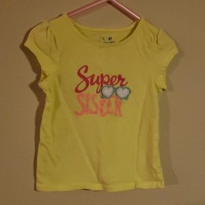 4/$12 Sister shirt